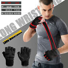 Kyпить Men Women Gym Gloves With Wrist Wrap Support For Weight Lifting/Workout/Fitness на еВаy.соm