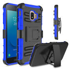 For Samsung Galaxy J2 Shine/Core/Dash/Pure Case With Kickstand Belt Clip Cover