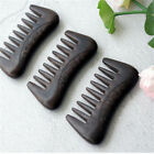 Etching Small Hair Comb Natural Sandalwood Super Large Dent Wooden Comb EG