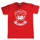 Wales 'Till I Die Mens T Shirt - Football Rugby Patriotic