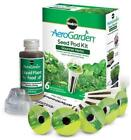 AeroGarden Miracle GRO Gourmet Herb Seed Pod Kit Assorted Sizes