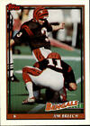 1991 Topps Football Cards 251-498 +Rookies (A2262) - You Pick - 10+ FREE SHIP $0.99 USD on eBay