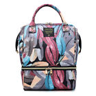Multifunctional Mummy Diaper Bags Baby Nappy Backpack Maternity Changing Bag