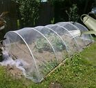 Agfabric®Garden Netting Insect Screen & Bird Netting Mesh Netting -Various Size