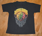 RARE Grateful Dead T-Shirt 1996 Lithuania Basketball t-shirt gildan reprint image