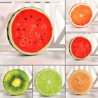 Fruit Couch Chair Sofa Throw Pillow Round Soft Cushion Seat Pad High Quality