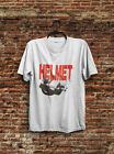 HELMET VTG T-Shirt 90's Tour Concert 1991 Strap It On GRUNGE METAL AMREP image