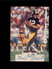 1993 Heads & Tails TERRY BRADSHAW Pittsburgh Steeers Super Bowl XXVII Card