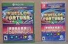 America's Greatest Game Shows: Wheel of Fortune & Jeopardy (Xbox One OR Switch)