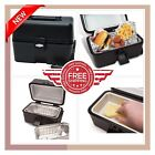 Portable Microwave Stove Oven Lunch Box For Pre Cooked Meals 12V Car Plug In US