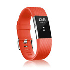 For Fitbit Charge 2 Band Replacement Straps Silicone Small Large Black Bands <br/> REPLENISHED STOCK ✔️ BEST PRICE ✔️ HIGHEST QUALITY