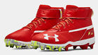 Внешний вид - Under Armour Boys UA 2019 Harper 3 Mid RM Youth Baseball/Softball Molded Cleats
