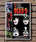 Poster 24x36 27x40 KISS MEETS THE PHANTOM OF THE PARK Movie Gene Simmons T1215