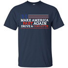 Make America Fast Again Drive a Corvette T-Shirt