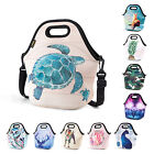 Thermal Neoprene Lunch Bags For Women Kids Office School Men Lunch Box Insulated