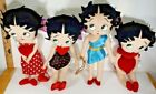 "Valentine's Day Betty Boop Plush Stuffed Animal Assorted 15""-17"" Kellytoy $9.99 USD on eBay"