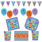 GIGGLE AND HOOT HOOTABELLE PARTY SUPPLIES PACK FOR 8 16 OR 24 CUPS PLATES NAP...