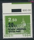 Estonia 242 (complete issue) unmounted mint / never hinged 1994 Estoni (9273284