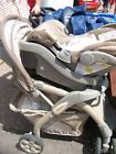Eddie Bauer Endeavor Travel System with extra base for bucket seat
