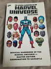 Marvel Universe Vol. 1 by Jamie Tost (2008, Paperback)