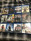 Blu Ray Movie Lot Shooter Safe House Lone Survivor And More