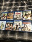 Comedy Blu Ray Movie Lot Horrible Bosses Elf Hangover And More