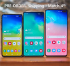Samsung Galaxy S10+ Plus 128GB 512GB SM-G975 Factory Unlocked FedEx