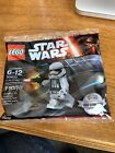 Lego Star War First Order Stormtrooper Polybag 30602 Sealed May the 4th Promo
