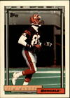 1992 Topps Football (Card # 1- 294) (Pick Your Players)