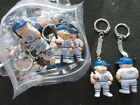 Vintage Chicago Cubs Lil Brats Players Key Chains &  10 Pc. Lot FREE SHIPPING !!