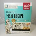 The Honest Kitchen Fish Recipe Dehydrated Dog Food 10 lb Box (Makes 40lbs)