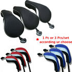 Hybrid Golf Club Head Covers For Woods With Interchangeable No.Tag 2 3 4 5 7 X
