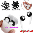 Sponge Earpad Replacement Earphone Tips Cover Soft Foam For Airpods Earpods