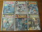 Tales of the Zombie - Marvel Monster Group #1-6 1973-1974 - Six Issue Lot!