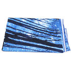 1Pc Soft Beach Towel Digital Printing Tapestry Plant Wooden Vintage Tapestry PS1