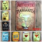 Tin Metal Sign Plaque Bar Pub Vintage Retro Wall Fashion Decor Poster Home Group