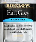 Bigelow Earl Grey Black Tea with Bergamot All-Natural, Individually Wrapped