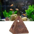 Simulation Pyramid Srimp Fis Selter Fis Tank Ornament Aquariums Dec 3 Size