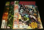MARVEL COMICS 2016 GUARDIANS OF INFINITY ISSUE #1 #2 #4 #7 COMIC BOOK 4PC LOT