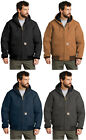Carhartt Quilted Flannel Lined Duck Active Jacket J140 Regular/Tall Work Winter