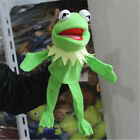 Muppets Most Wanted Show Kermit the Frog Plush Doll Hand Puppet Toy Gift 30CM