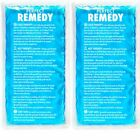 Large Ice Pack for Injury Set of 2 – Perfect Remedy Gel Cold Packs for Injuri...