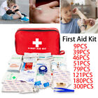 First Aid Bag Rescue Bag Kit Emergency Medical Survival Treatment Multifunction