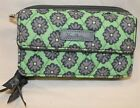 VERA BRADLEY ALL IN ONE CROSS BODY NWT FITS I-PHONE 6+ MULTIPLE PATTERNS