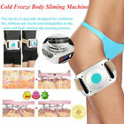 Cold Therapy Fat Freeze Machine Cooling Slimming Loss Weight Contour Cellulite W