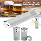 300 Micron Stainless Steel Mesh Beer Filter Homemade Brew Home Coffee Dry Hopper