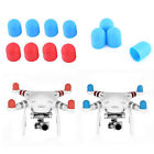 4pcs Silicon Motor Protective Guard Caps Cover Accessories for DJI Phantom 2/3/4