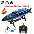 Speed Skytech H100 RC Boat 2.4GHz 30km/h 4Channel Racing Remote Control Toy Gift