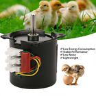 Eggs Turning Motor Engine Reversible Geared 220v Accessories For Incubators