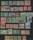 Old stamps Jamaca